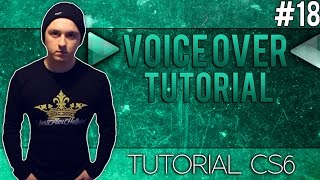 How To Make A Voice Over In Adobe Audition CS6 - Tutorial #18