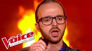 The Voice 2012 | Jhony Maalouf  - Diego libre dans sa tête (Johnny Hallyday) | Prime 4