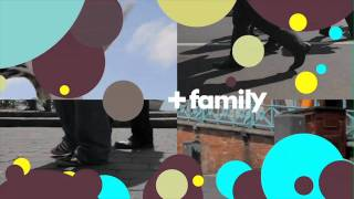 Canal+ Family 2011 Rebrand Montage