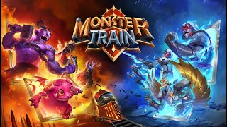 Monster Train Rogue-Like Has Players Defending The Last Train Out Of Hell