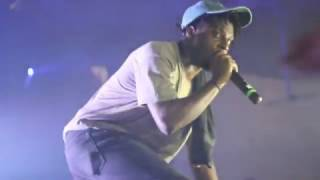 Isaiah Rashad - 4r Da Squaw - Live at the Granada, January 18th