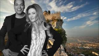 Valentina Monetta & Jimmie Wilson - Spirit Of The Night [Karaoke] San Marino