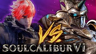 Soul Calibur 6 - New High Level Gameplay! -  Groh (Mr. E) vs Nightmare (Silent Joel)
