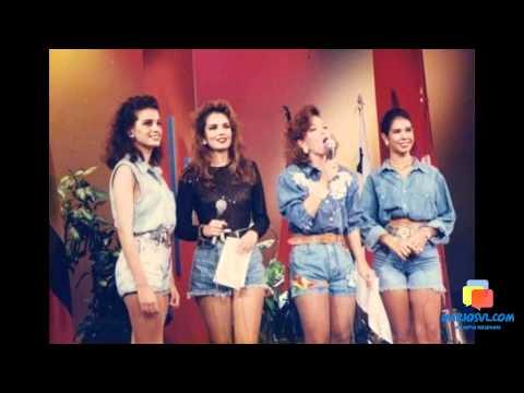 Miss Nicaragua durante la decada de los 90