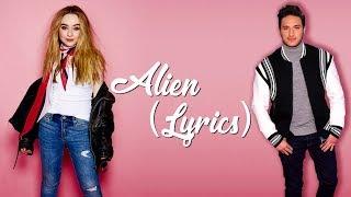 Sabrina Carpenter, Jonas Blue - Alien (Lyrics)
