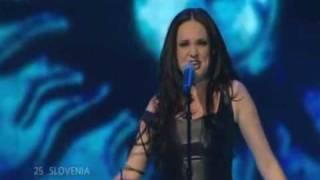 Alenka Gotar - Cvet Z Juga (With English Lyrics)