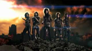 Black Veil brides-BVB fallen angels music video  official NEW!!