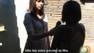 INFÂNCIA PERDIDA  - Grávida, 12 anos. E não sabe de quem