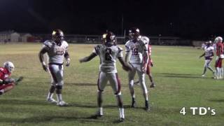 Long Beach Wilson's Jacobi Hardy Sets a School Record with 7 TD's