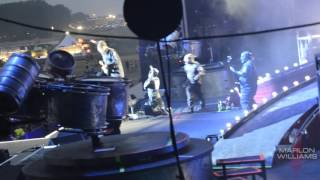 SLIPKNOT - DOWNLOAD 2015 - BACKSTAGE - PSYCHOSOCIAL
