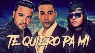 Don omar ft Zion y Lennox Te Quiero Pa Mi (Official Audio) 2017