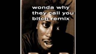 ODB - wonda why they call you bitch CLA6 remix