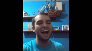 Vergonha na Cara - Luan Santana - Cover Guilherme Mendonca