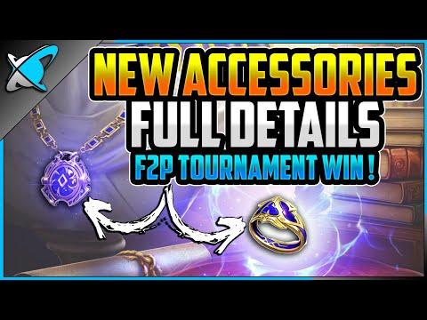 "NEW BAZAAR ""SET"" ACCESSORIES...Full Details !! | F2P Tournament Win ?!? | RAID: Shadow Legends"