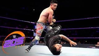 TJP vs. Brian Keith: WWE 205 Live, June 5, 2018