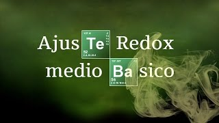 Imagen en miniatura para Ajustar reacciones mediante el método redox en medio básico