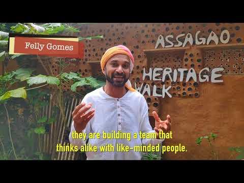 Testimonials on Goa Foundation
