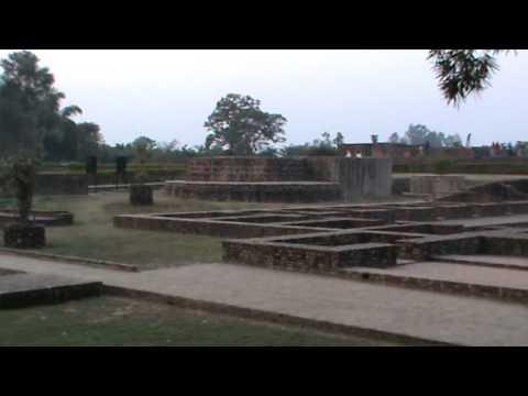 Sopaka Bhantejyu Lumbini Nepal to India Travel dec2010 48