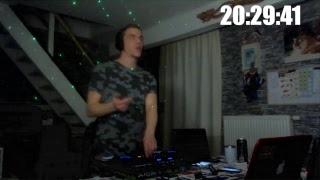 Live stream dj master of noize