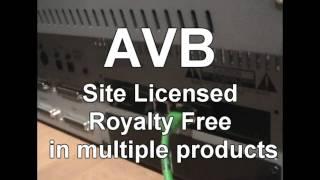 Lab X InfoComm 2010 Audio AVB (Audio Video Bridging) Platform Promo