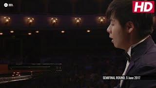 #Cliburn2017 Semifinal Concerto - Han Chen - Mozart: Piano Concerto No. 21 in C Major, K. 467