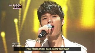[Music Bank w/ Eng Lyrics] INFINITE - 60 Seconds (2013.04.20)
