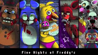 Nightcore - The Show Must Go On (FNAF)