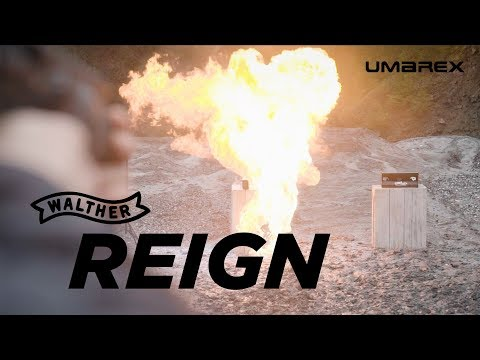 Walther Reign Challenge