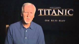 Titanic: Official James Cameron Video Clip