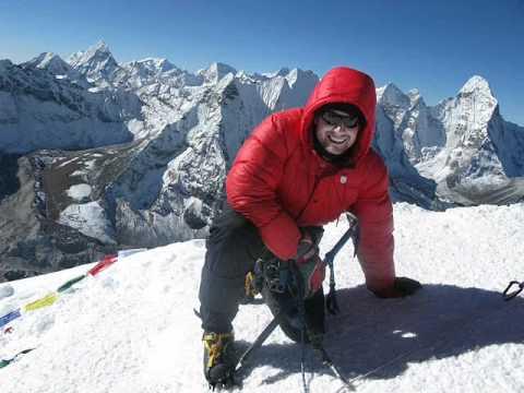 Island Peak Climbing, trekking peak in Nepal, Trekking in Nepal