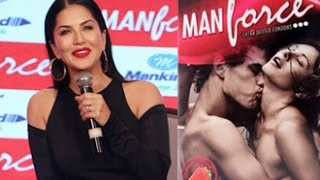 Sunny Leone teaches How to Use CONDOMS   Manforce Calender Launch width=