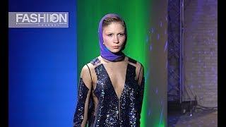 POUSTOVIT Fall 2018/19 Ukrainian FW - Fashion Channel