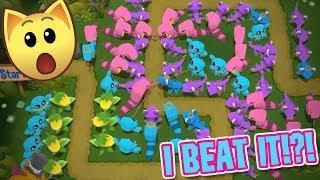 I BEAT THE HARDEST GAME ON ANIMAL JAM PLAY WILD! width=