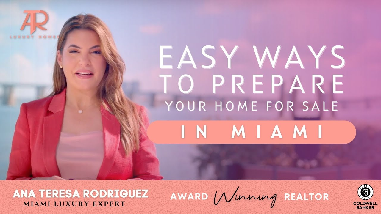 8 easy ways to prepare your home for sale in #Miami