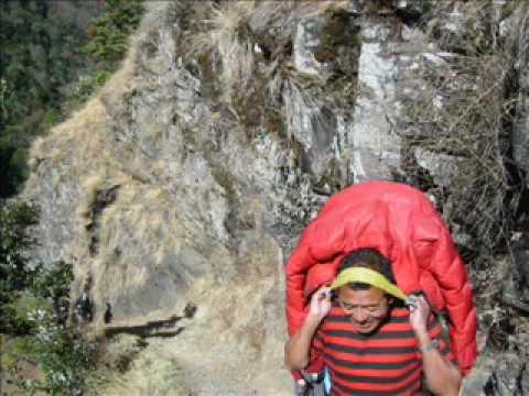Trekking in Langtang  Part One