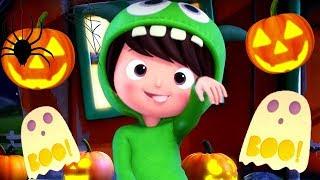 Halloween Songs For Kids   Monster Dance   + More Nursery Rhymes & Kids Songs   Little Baby Bum