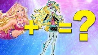 Barbie + Monster High = ???