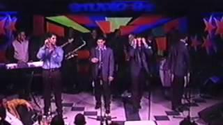 Sin Fronteras - Regresa a mí - Live 1997 NYCEstudio 84