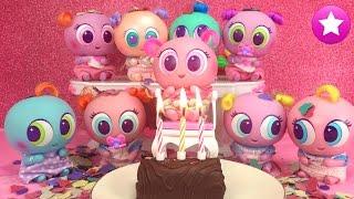 KSI MERITO Cumpleaños de Machincuepa con muchos regalos Juguetes Distroller