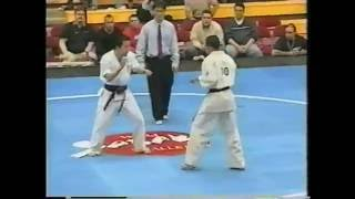 Machado Black Belt /Full Contact Karate Fight