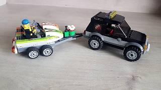 Building Lego creator 60058