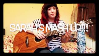 Acoustic Mashup!! Teenage Dirtbag by Wheatus and She Drives me Crazy by Fine Young Cannibals.