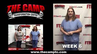 Cleveland OH Weight Loss Fitness 6 Week Challenge Results - Danyell