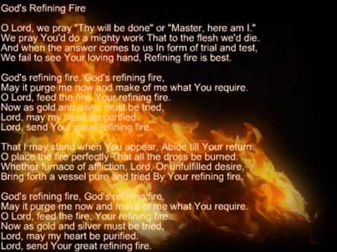 Gods Refining Fire Ny Mrgreen23msgreen Chords Chordify