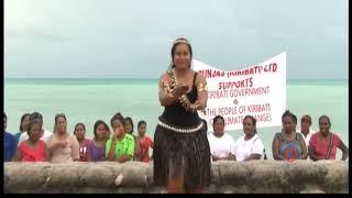 Shake your bum bum ft Kiribati dance 2018