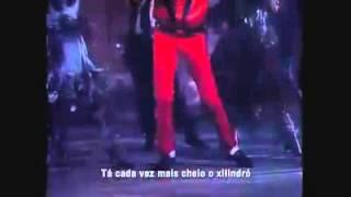 Paródia 2015 Música Michael Jackson