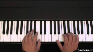 "Cyndi Lauper ""True Colors"" en version piano solo (piano cover)"