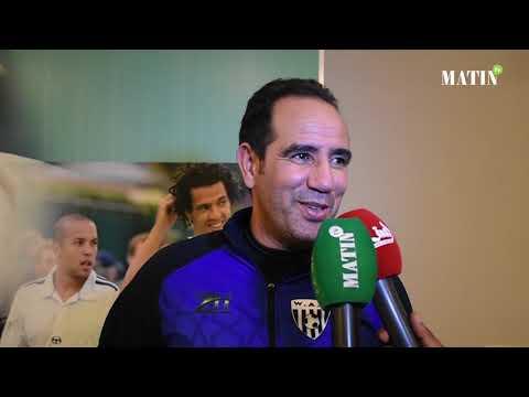 Video : L'entraineur du WAF revient sur la victoire face au Raja