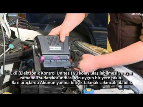 LPG Sıralı Otogaz Sistemi Montajı Nasıl Yapılır