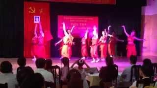 Temptation (Arash feat. Rebecca ) - Minh Hang's Team - Dance Version